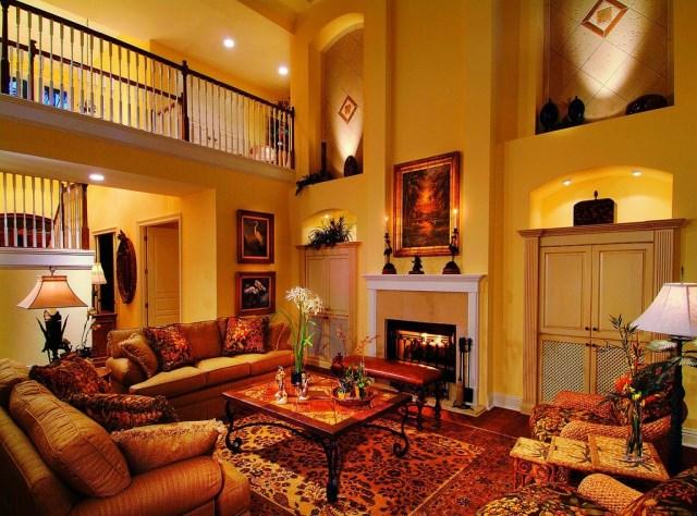Two-story contemporary home decor 2 tone (2)