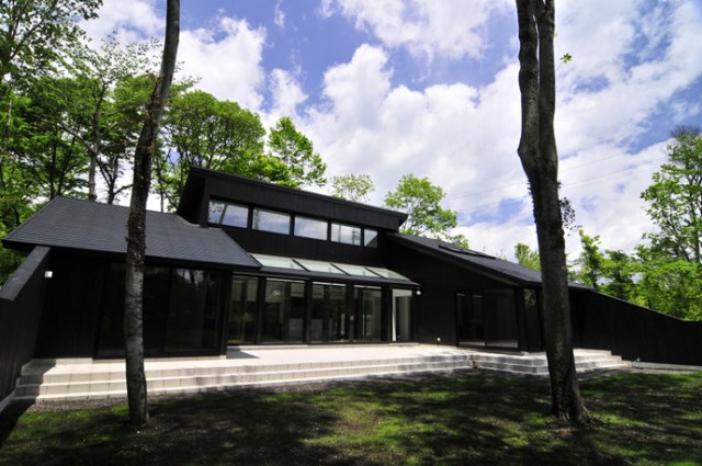 Vacation home darker The different nature (3)