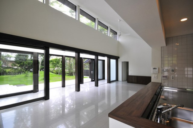 Vacation home darker The different nature (9)
