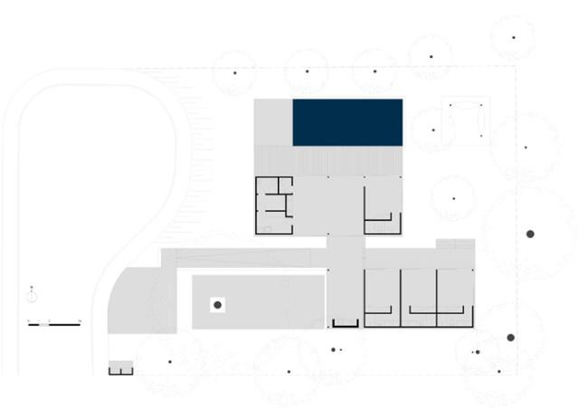 Villa Modern house resort mood materials of wood (7)