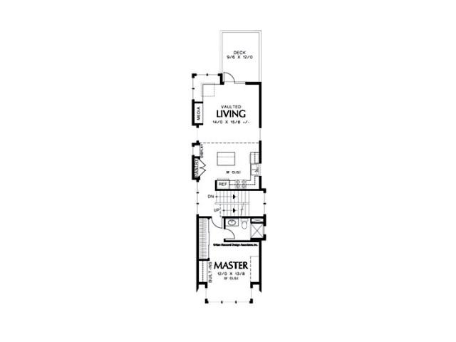 bungalow Medium home digging narrow (4)