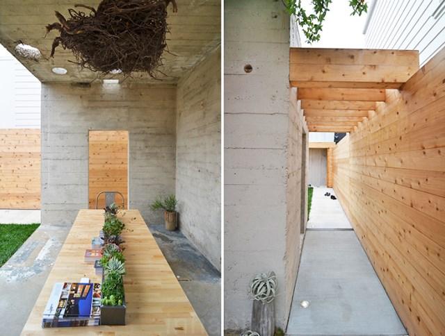 bunker concret home hides courtyard (5)