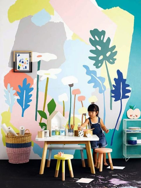 colorful-kids-wall-mural