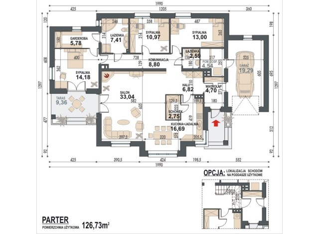contemporary home 3 bedroom (1)