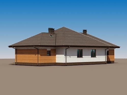 contemporary home 3 bedroom (7)