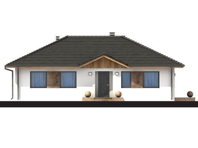 contemporary house 3 bedroom (6)