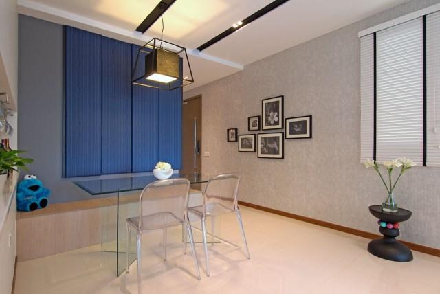 contemporary two-storey house elegant shape (1)