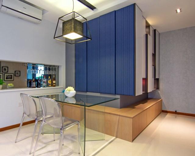 contemporary two-storey house elegant shape (4)