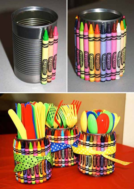 crayon-utensil-cutlery-storage-holders