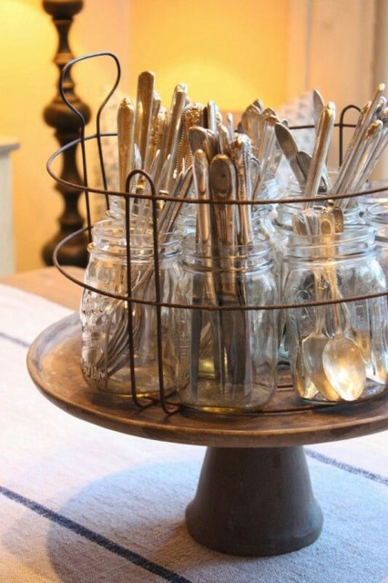 diy-cutlery-jars-storage