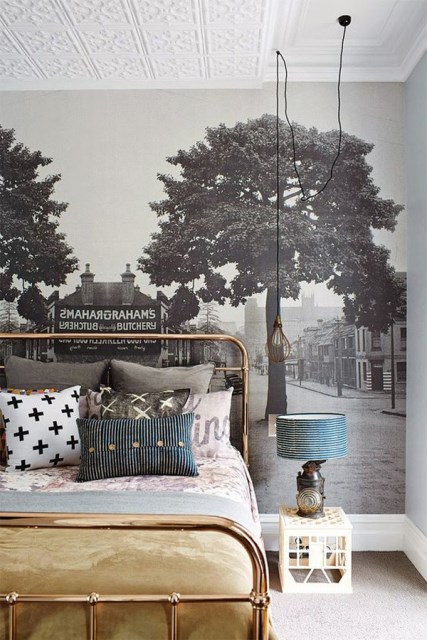 diy-photo-wallpaper-ideas