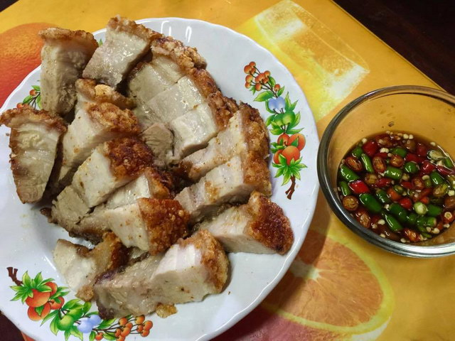 easy made crispy pork recipe (1)