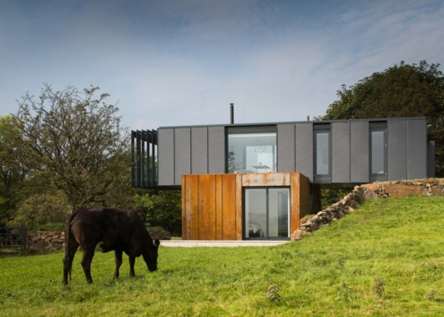 farmhouse villa shapes and materials from nature (6)