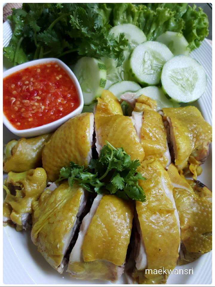 fish sauce boiled chicken recipe (1)