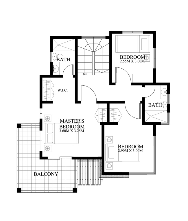 florentino 2 storey modern house (4)