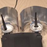"""แนะนำทริคเด็ด!! วิธีเพิ่มความเร็วสัญญาณ Wi-Fi ด้วย """"กระป๋องเบียร์"""""""