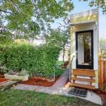 บ้านหน้าแคบที่ 1.4 เมตร ตกแต่งสวยงาม ขายได้ในราคา 4 แสนบาท