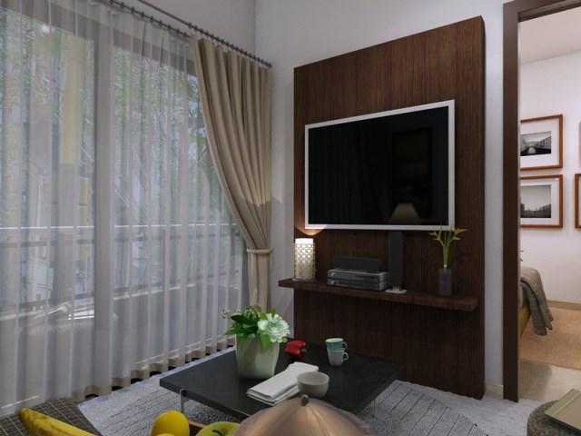 modern 1 storey house (2)