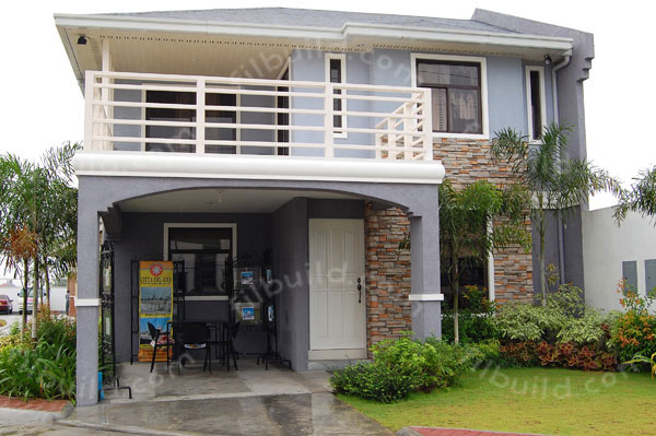 modern 3 bedroom hip roof style house (2)