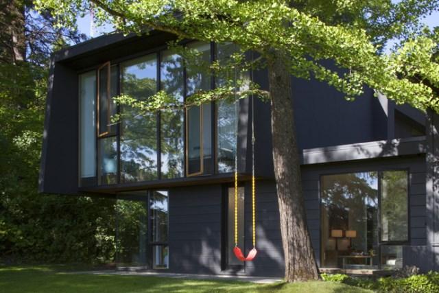 modern House Modern Shape amd Modern  materials (8)