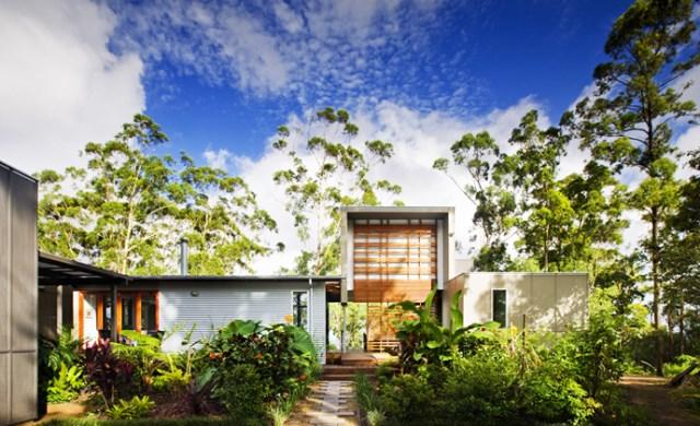 modern house with beautiful garden (10)