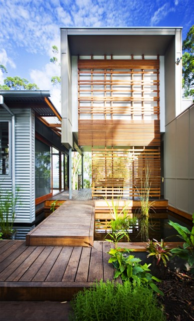 modern house with beautiful garden (7)