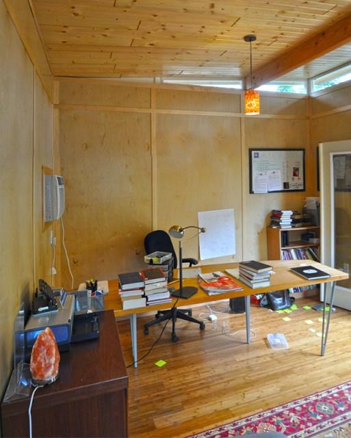 modern studio wooden walls (3)