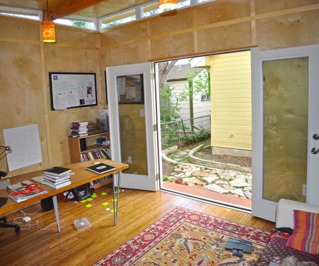 modern studio wooden walls (4)