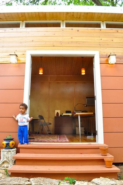 modern studio wooden walls (8)