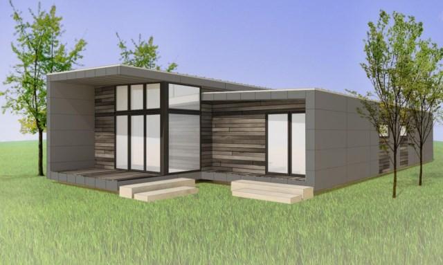 modern two-storey house cement Beautiful Vulgate (5)