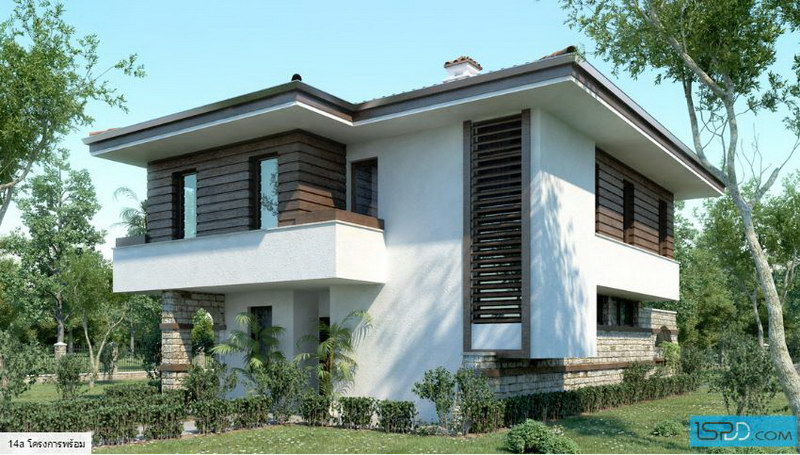 natural modern concrete house (2)