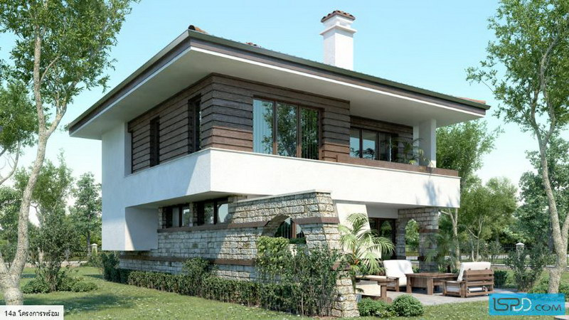 natural modern concrete house (3)