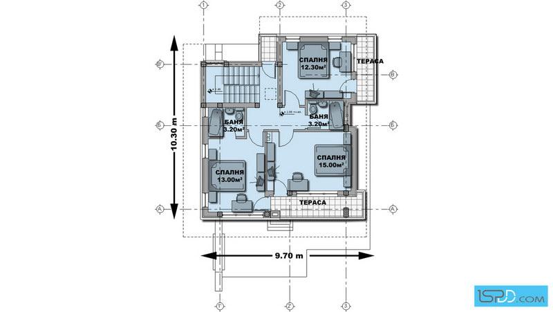 natural modern concrete house (5)