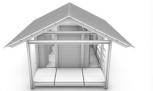prefab recycled plastic cheap house (4)