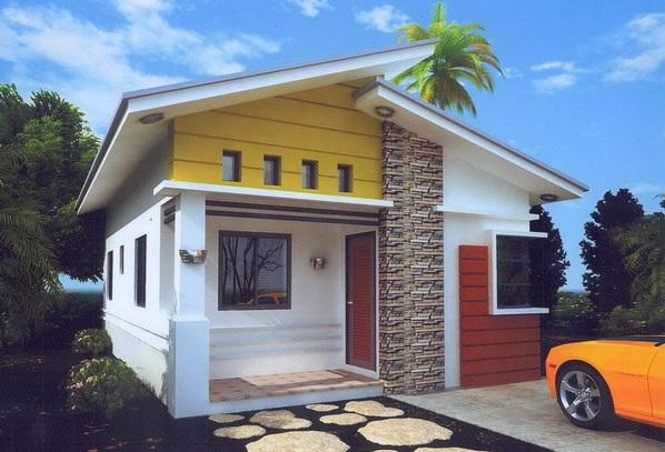 small white sand stone house (3)