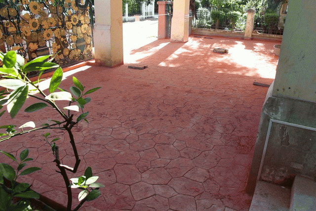 stamp concrete front yard review (13)