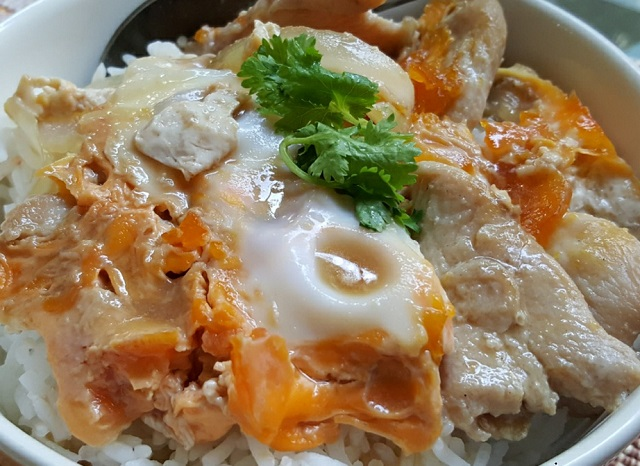 tasty chicken rice recipe