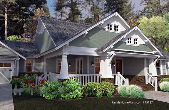 traditional California bungalow (1)
