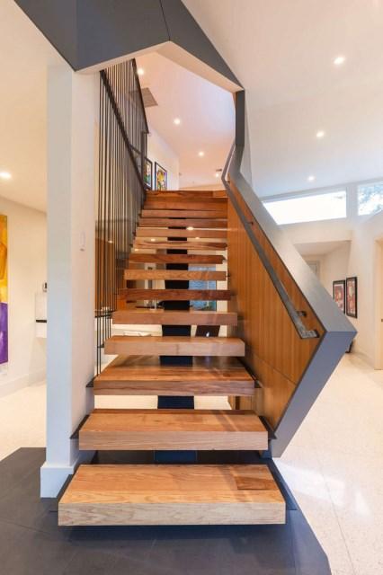 two-tone Modern house Decorative brick (1)