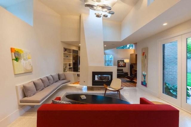 two-tone Modern house Decorative brick (10)