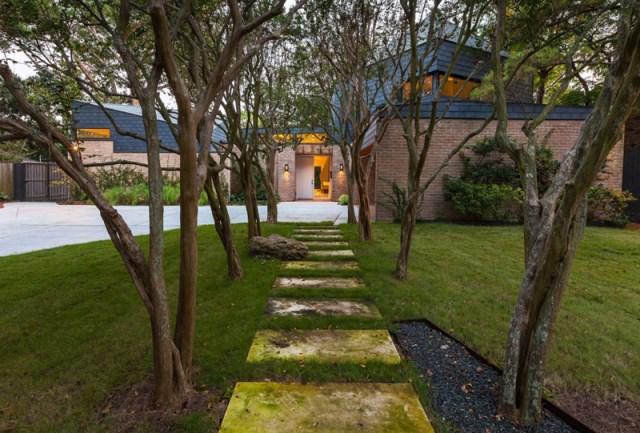 two-tone Modern house Decorative brick (4)