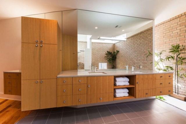 two-tone Modern house Decorative brick (7)