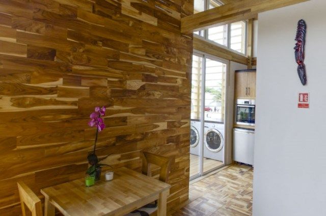 wooden Compact Modern Home (5)