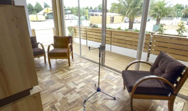 wooden Compact Modern Home (6)
