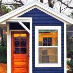 บ้านคอทเทจโครงสร้างไม้ ขนาดเล็กกะทัดรัด ในงบไม่เกิน 1 แสน