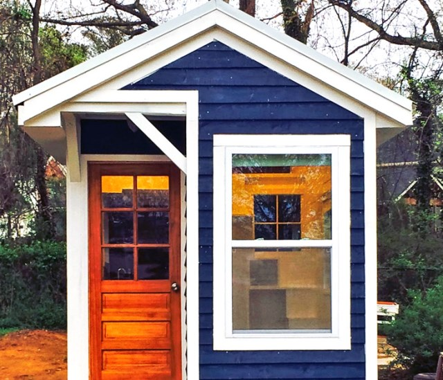 wooden Cottages Compact House (1)