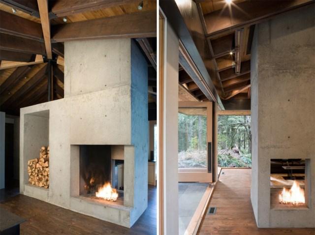 wooden Modern villa style (2)