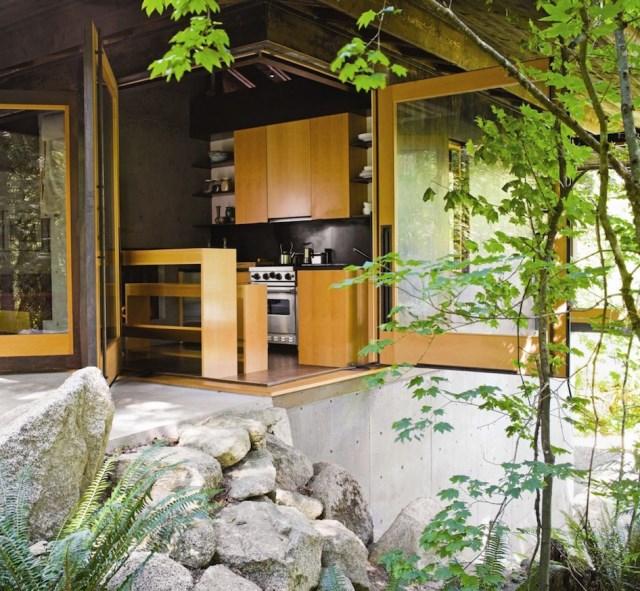 wooden Modern villa style (4)