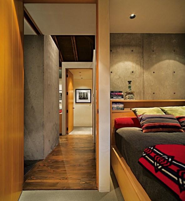 wooden Modern villa style (6)