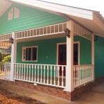 Review : สร้างบ้านชั้นเดียวด้วยงบไม่เกิน 6 แสนบาท เป็นของขวัญปีใหม่ให้พ่อกับแม่